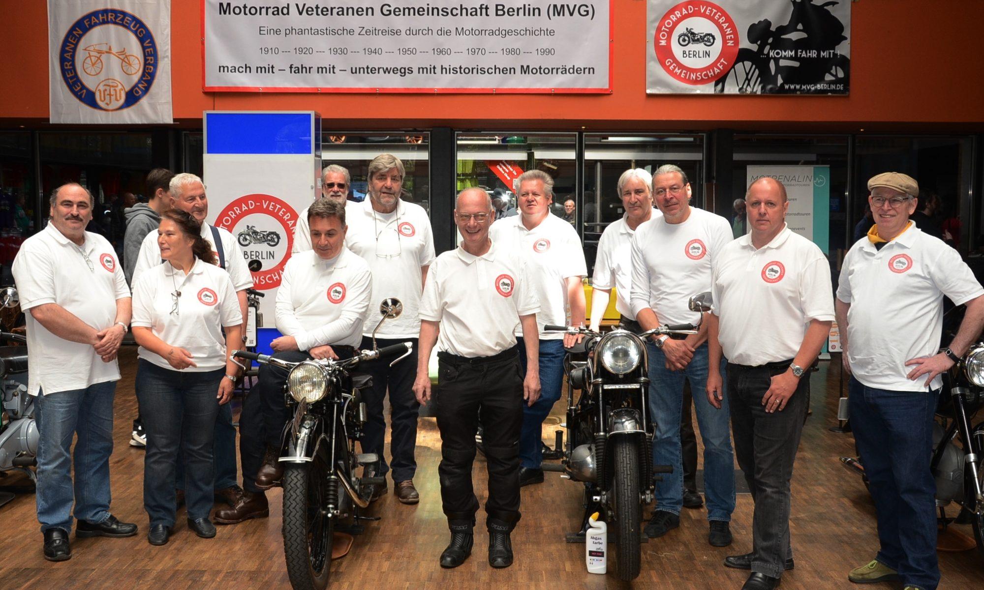 Motorrad Veteranen Gemeinschaft Berlin