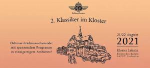 Klassiker im Kloster Lehnin @ Kloster Lehnin